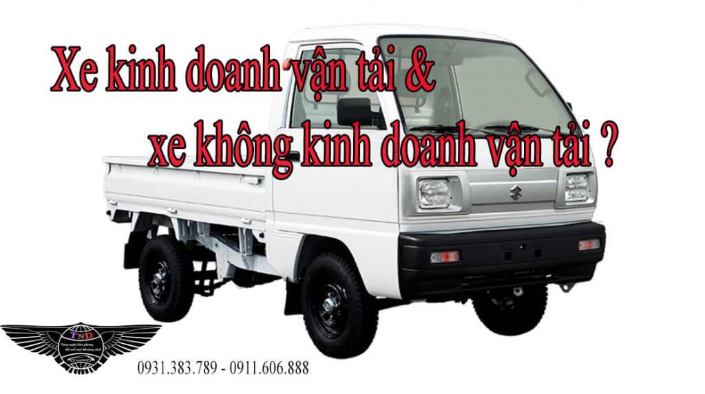 Xe kinh doanh vận tải