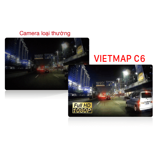 Camera hành trình Vietmap C6