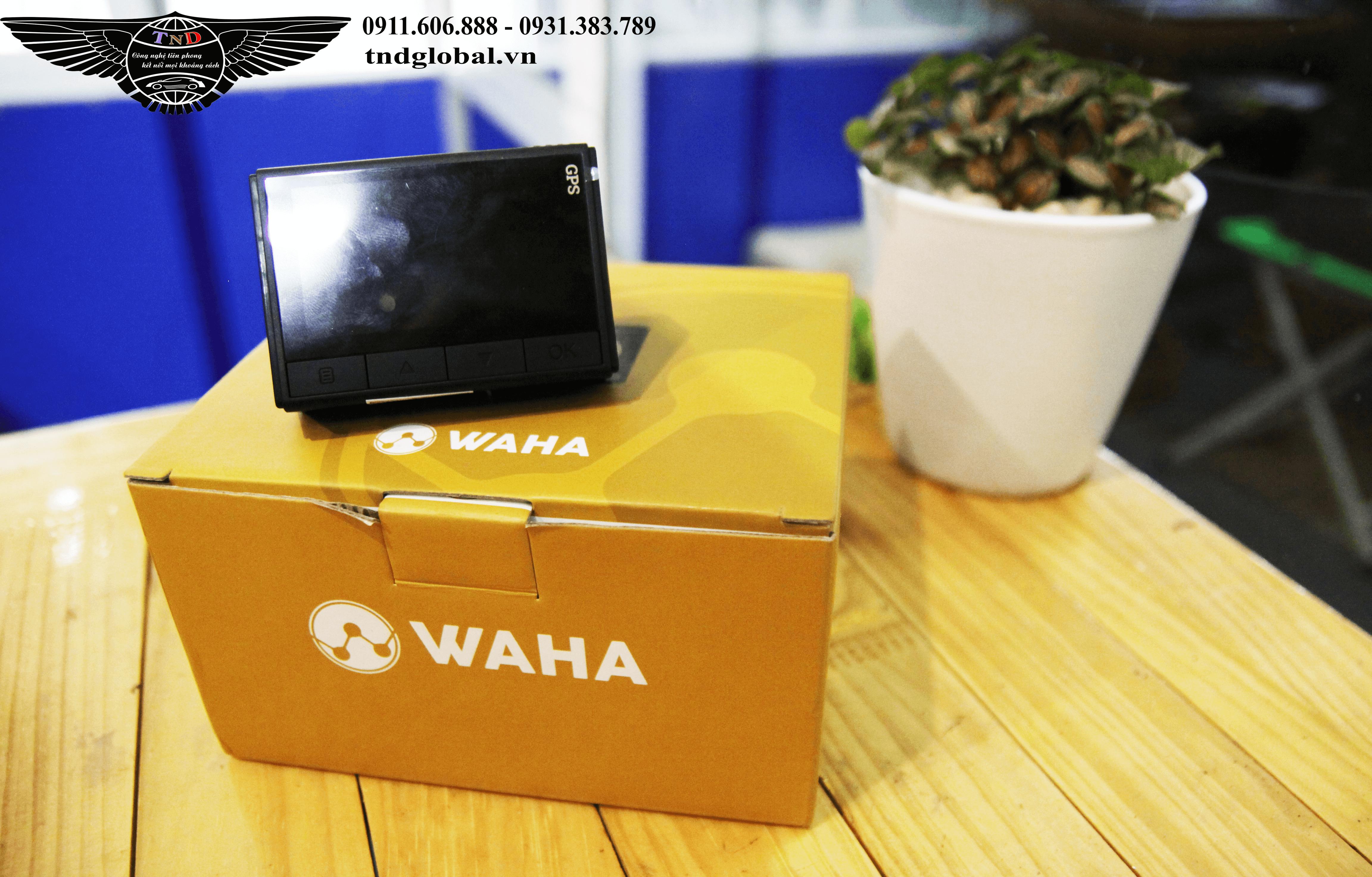 Camera hành trình ô tô Wad 01GW