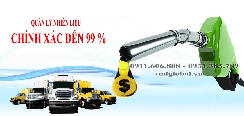 giám sát quản lý nhiên liệu