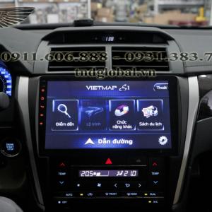 màn hình dvd androi xe camry